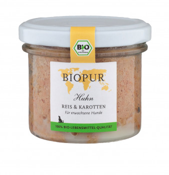 Biopur-Futtermittel, Pets Nature