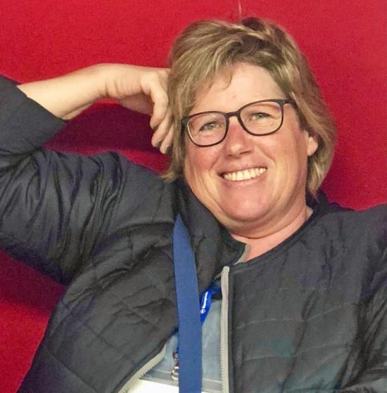 Susanne Mäule ist Zoofachhändlerin aus Leidenschaft.